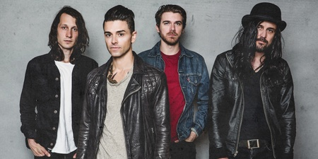 Dashboard Confessional will be returning to Singapore, as a full band this time