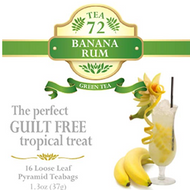 Banana Rum from Tea 72
