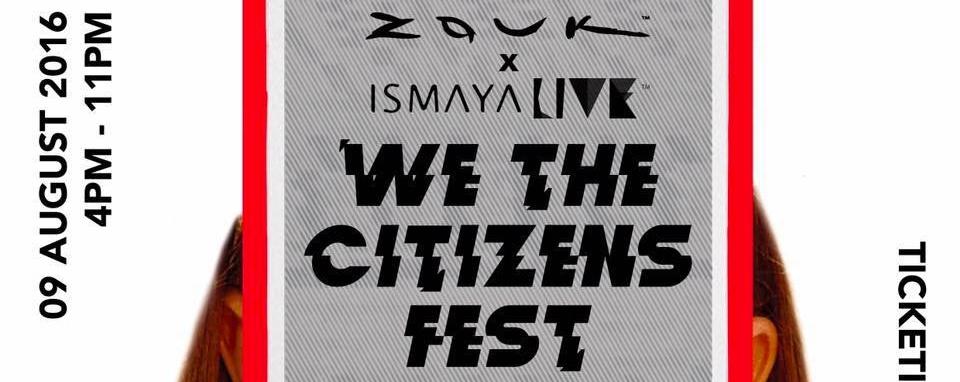 We The Citizens Fest