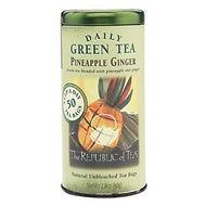 Pineapple Ginger from The Republic of Tea