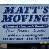 Matt's Moving Inc. image