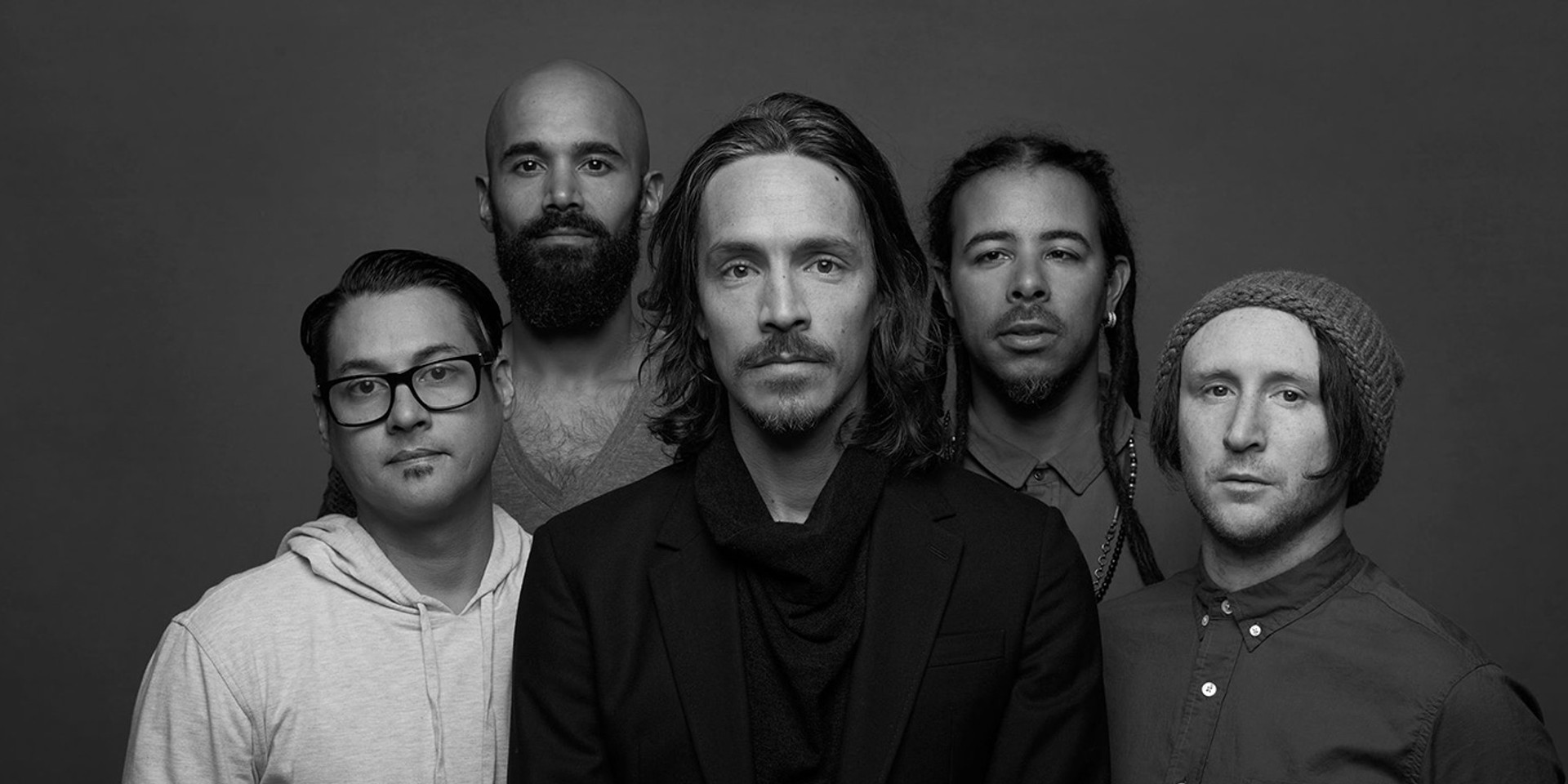 Incubus are returning to Singapore in 2018