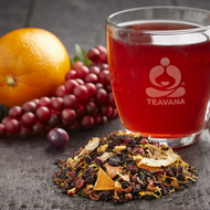 Champagne Sangria Punch from Teavana