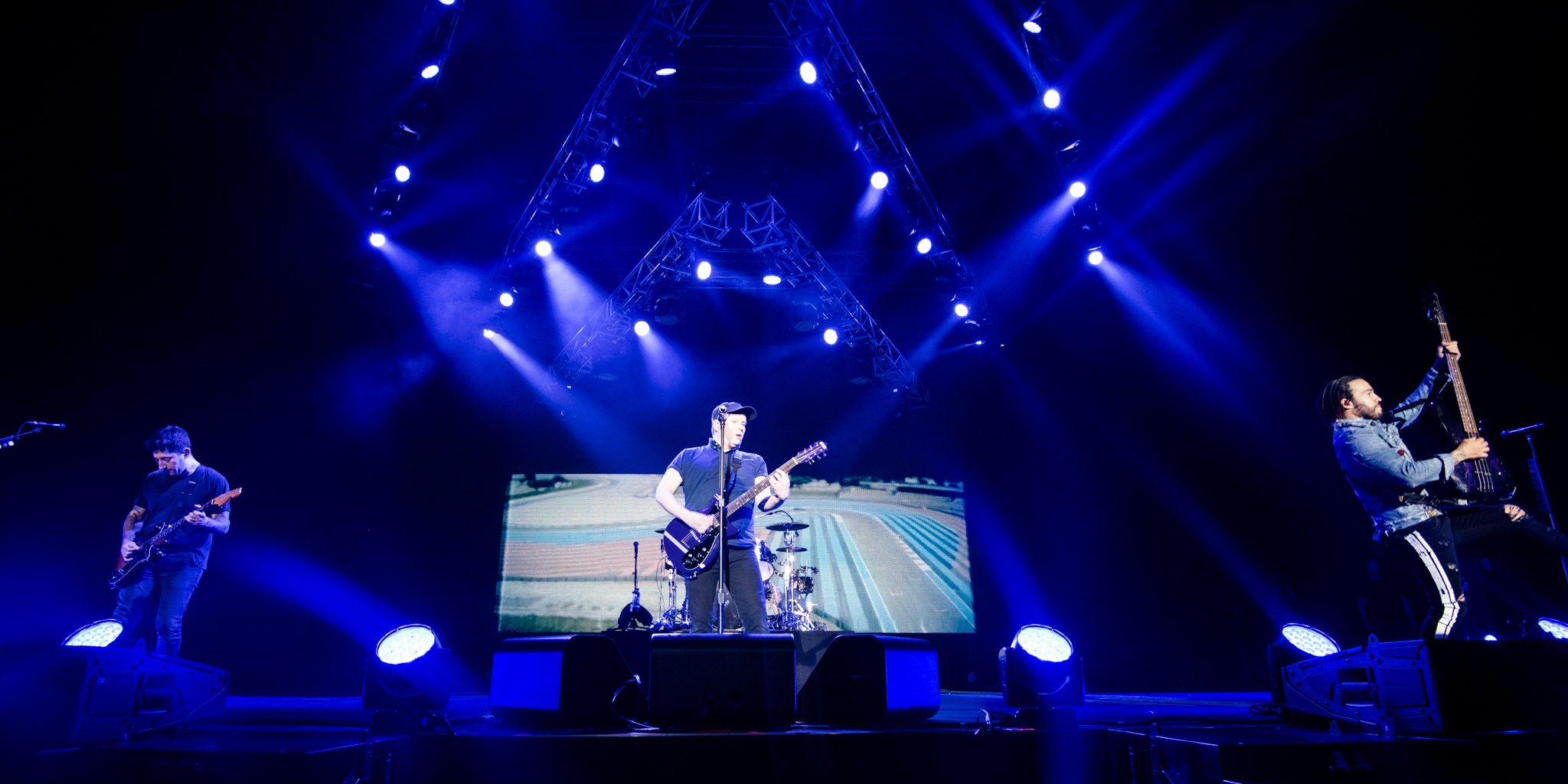 This ain't a scene, it's Fall Out Boy's unforgettable Singapore show – gig report