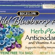 Wild Blueberry Acai from Bigelow