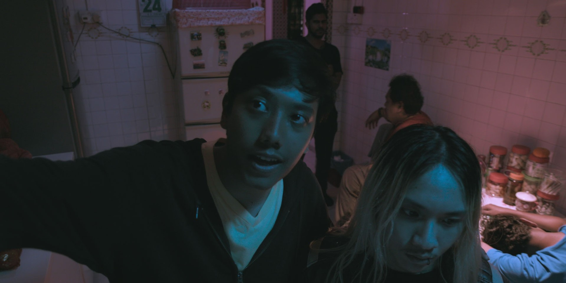 Check out this new crime/comedy short film Damaged On The Inside with cameos from Take-Off