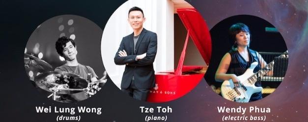 Club L'Opera Live Jazz Series #4 : Inner Universe With Tze Trio