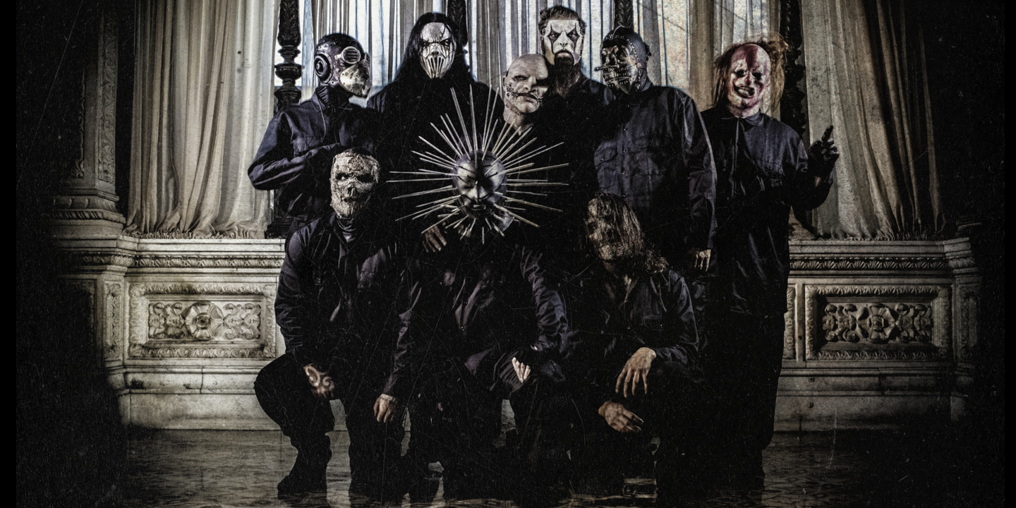 Slipknot releases brutal surprise track 'All Out Life' for Halloween - listen