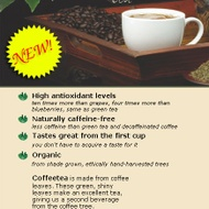 Coffee Leaf Tea from Astral Natural