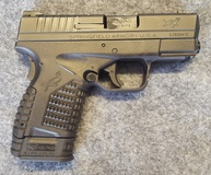 """Springfield Armory XD-S 9mm 3.3"""" 
