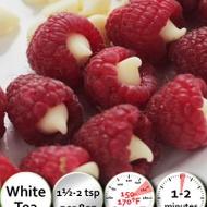 White Chocolate Raspberry Shou Mei from 52teas