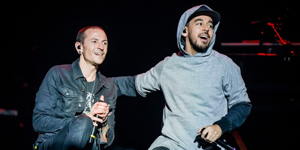 Mike Shinoda releases EP, pays tribute to Chester Bennington – listen