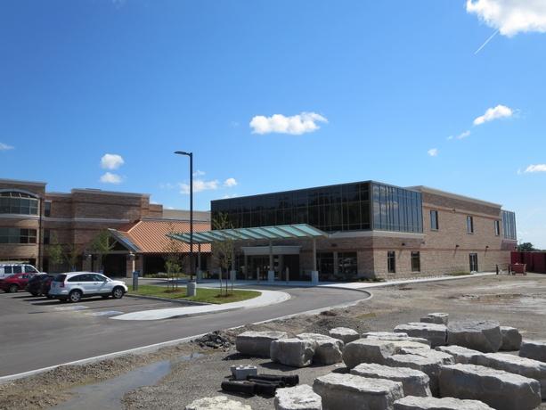 green building brain uw north campus phase  ltc ria  village  university gates