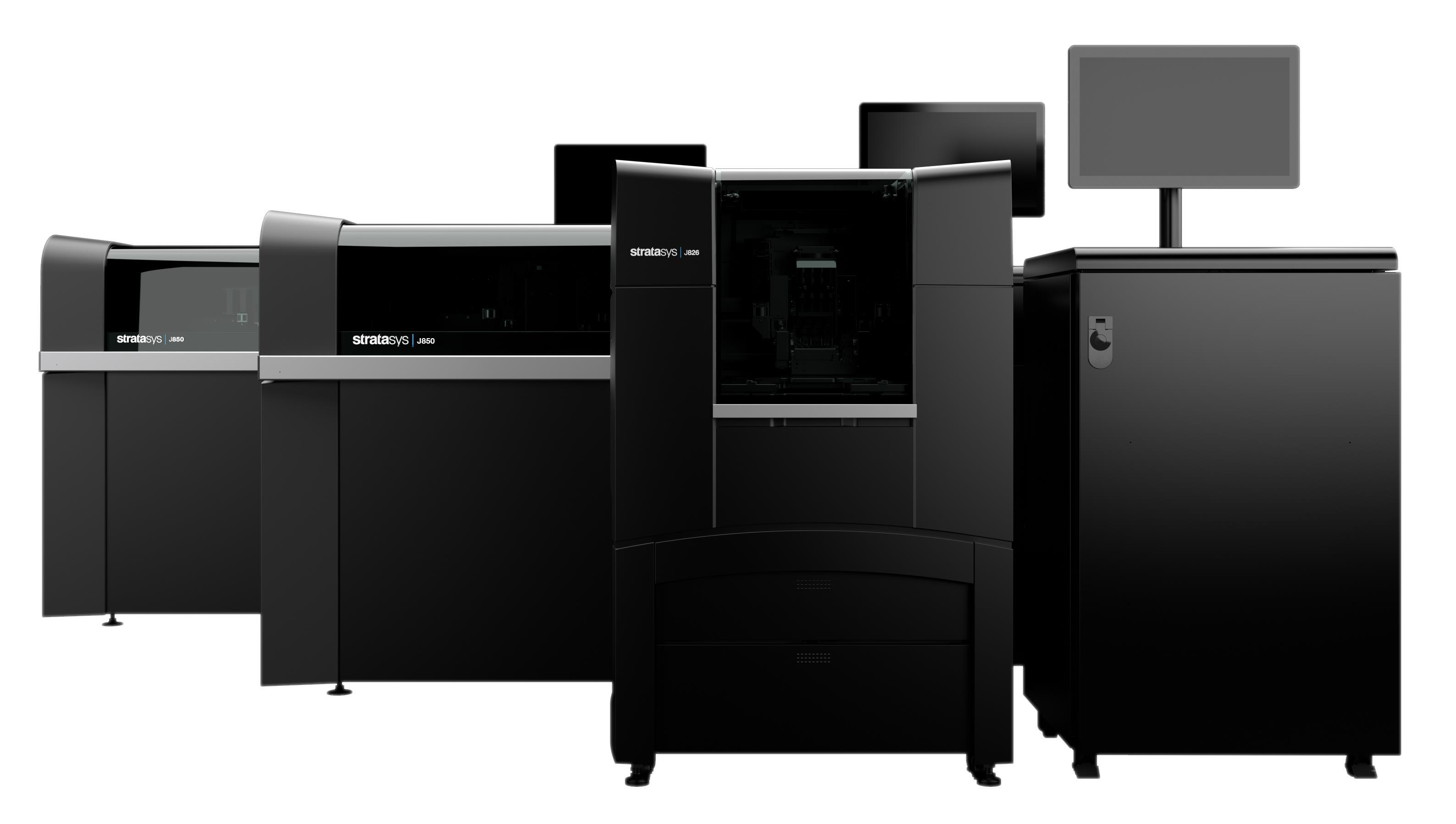 Serie Impresoras J8