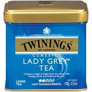 Lady Grey (duplicate from Twinings