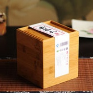 2015 Dr Puer Tea Lao Cha Tou Puerh Nuggets in Bamboo Canistor from Dr Puer Tea (Dragon Tea House)