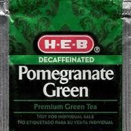 Pomegranate Green from HEB