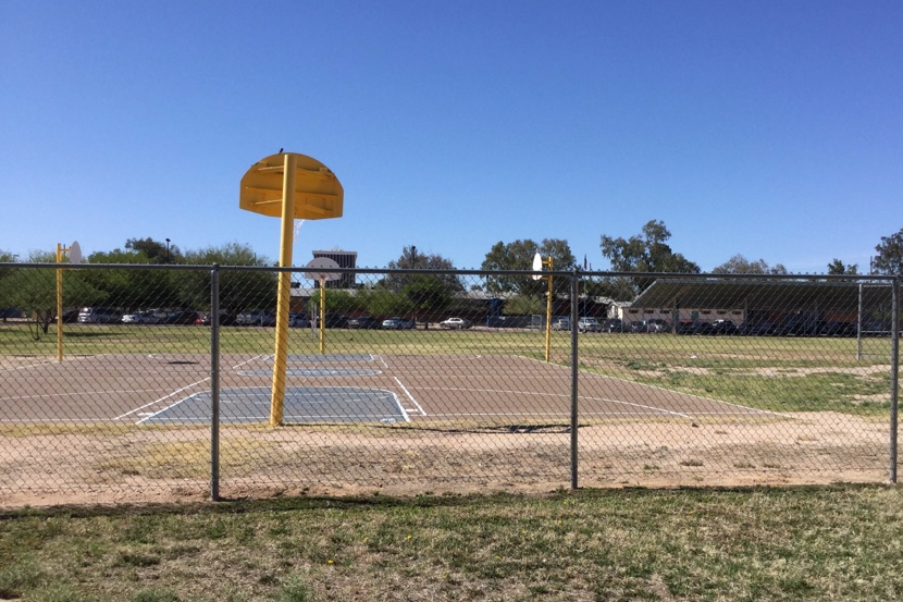 The Field and Playground