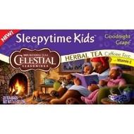 Sleepytime Kids: Goodnight Grape from Celestial Seasonings