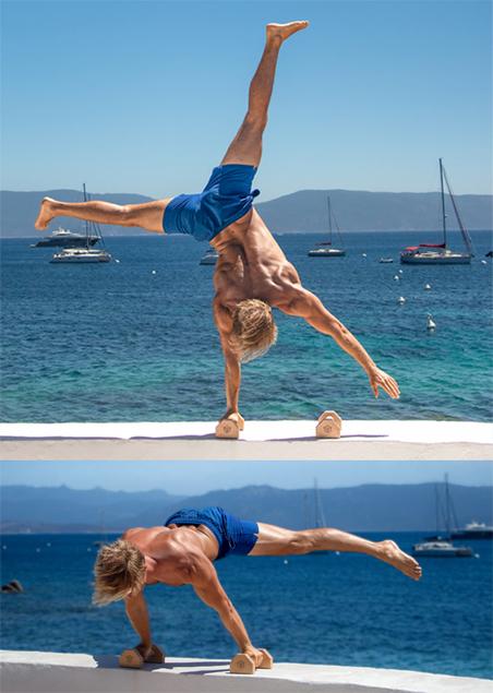 Handstand un Bras & Planche