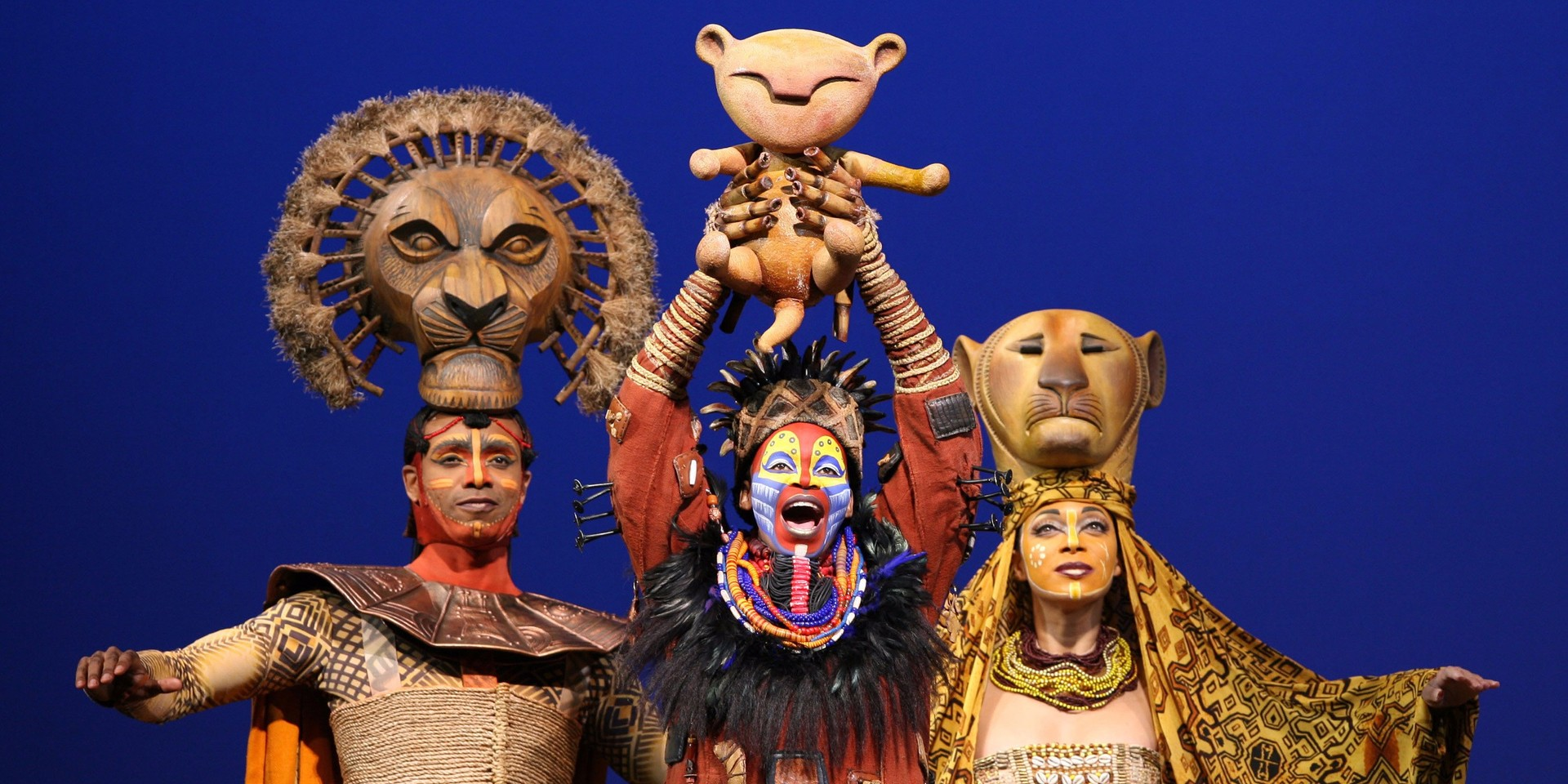 The Lion King musical returns to Singapore in June 2018