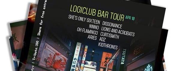 LOGICLUB Bar Tour
