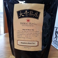 Raspberry Black Tea from Indigo Tea Company
