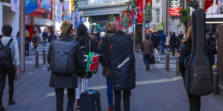 """""""Music becomes its own reward"""": DEON and Dru Chen reflect on touring Tokyo"""