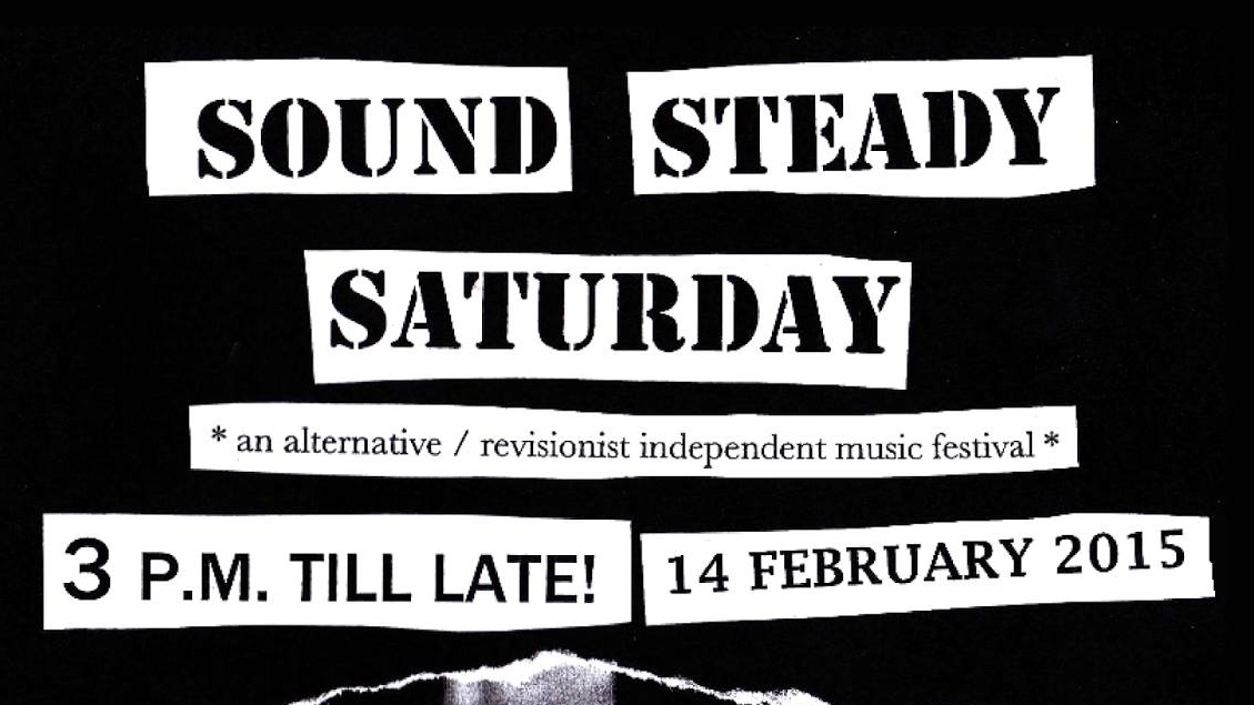 Sound Steady Saturday (Pink Noize)