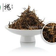 Nonpareil Jin Jun Mei Golden Eyebrow Wuyi Black from Dragon Tea House