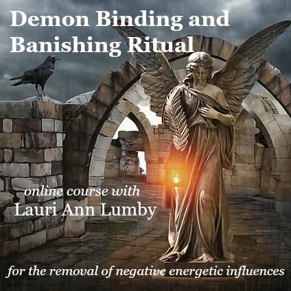 Demon Binding and Banishing Ritual | Authentic Freedom