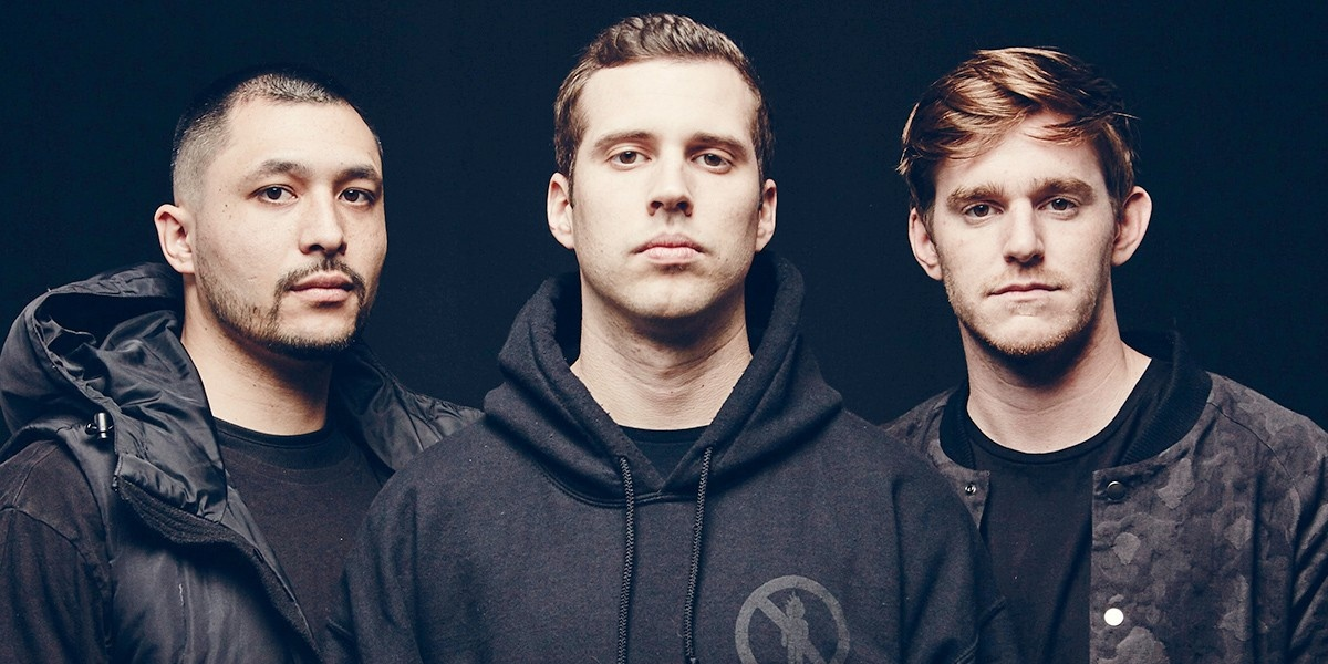 Give yourself up to Gud Vibrations: the trio talk their beginnings, songwriting, and growing global domination