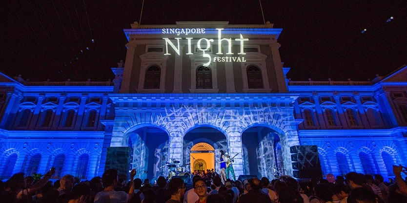 Here are the music acts playing at Singapore Night Festival 2017