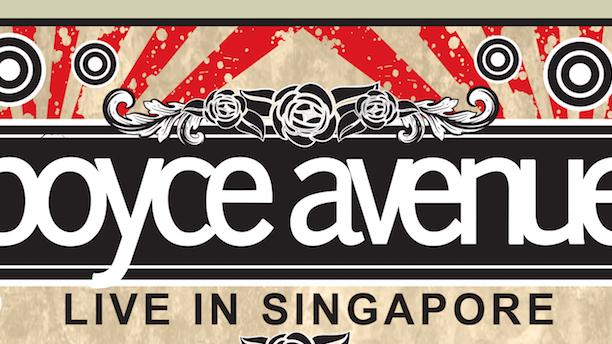 Boyce Avenue LIVE! in Singapore 2015