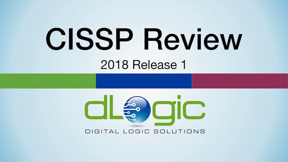 Cissp Review Course Online Self Paced Dlogic Learning