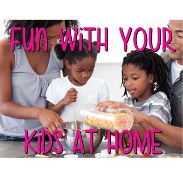 CCOL Parent Playlist: Fun With Your Kids At Home