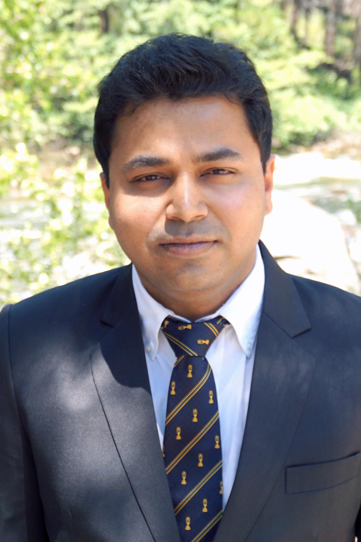Nishank Saxena, PhD, SPWLA