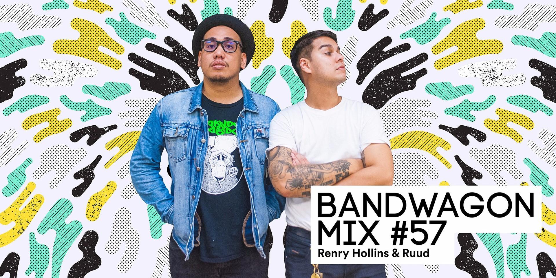 Bandwagon Mix #57: Renry Hollins & Ruud