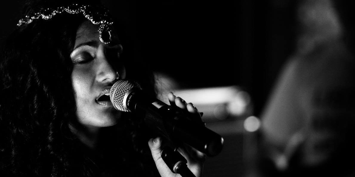 Join Michaela Therese and Aya Sekine for an intimate musical interview over whisky