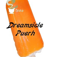 Dreamsicle Puerh from 52teas