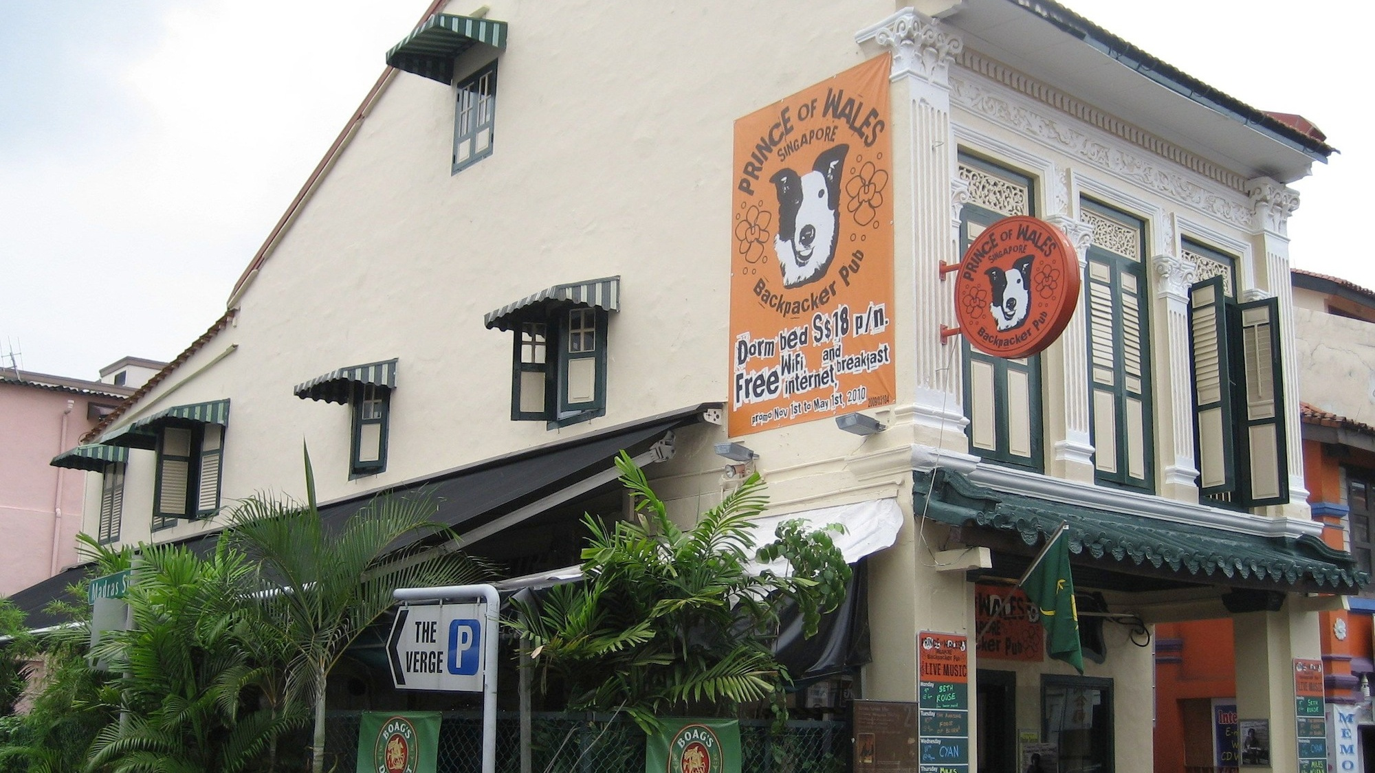 Prince Of Wales (Little India)