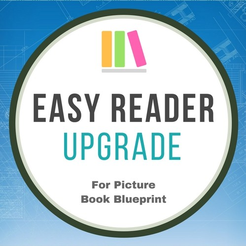 Picture book easy reader blueprint power bundle writing with this videoworksheet bundle picture book blueprint users can create wonderful early easy readers without having to buy another blueprint malvernweather