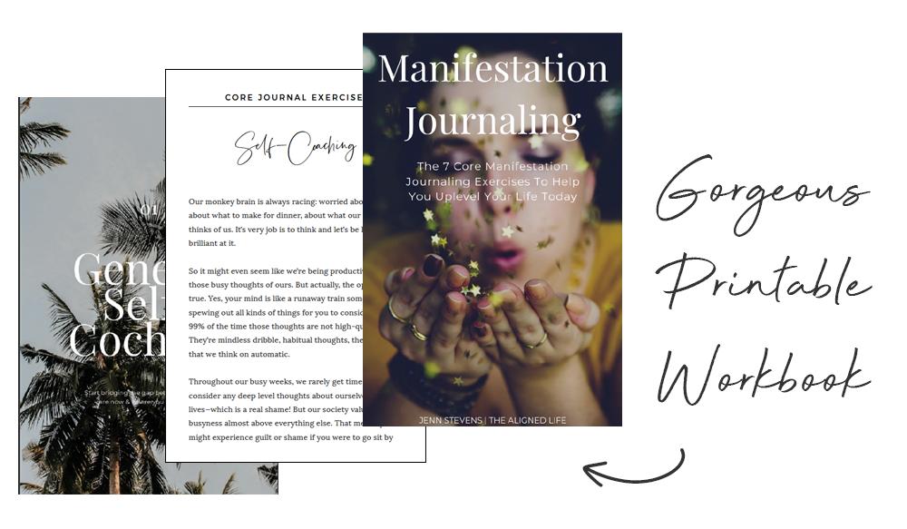 Manifestation Journaling Workshop