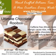 Ultimate Chocolate Rooibos from 52teas