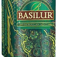 Oriental collection - Moroccan Mint Ceylon Green Tea Mint Blend from Basilur