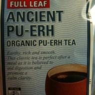 Ancient Pu-Erh from World Market