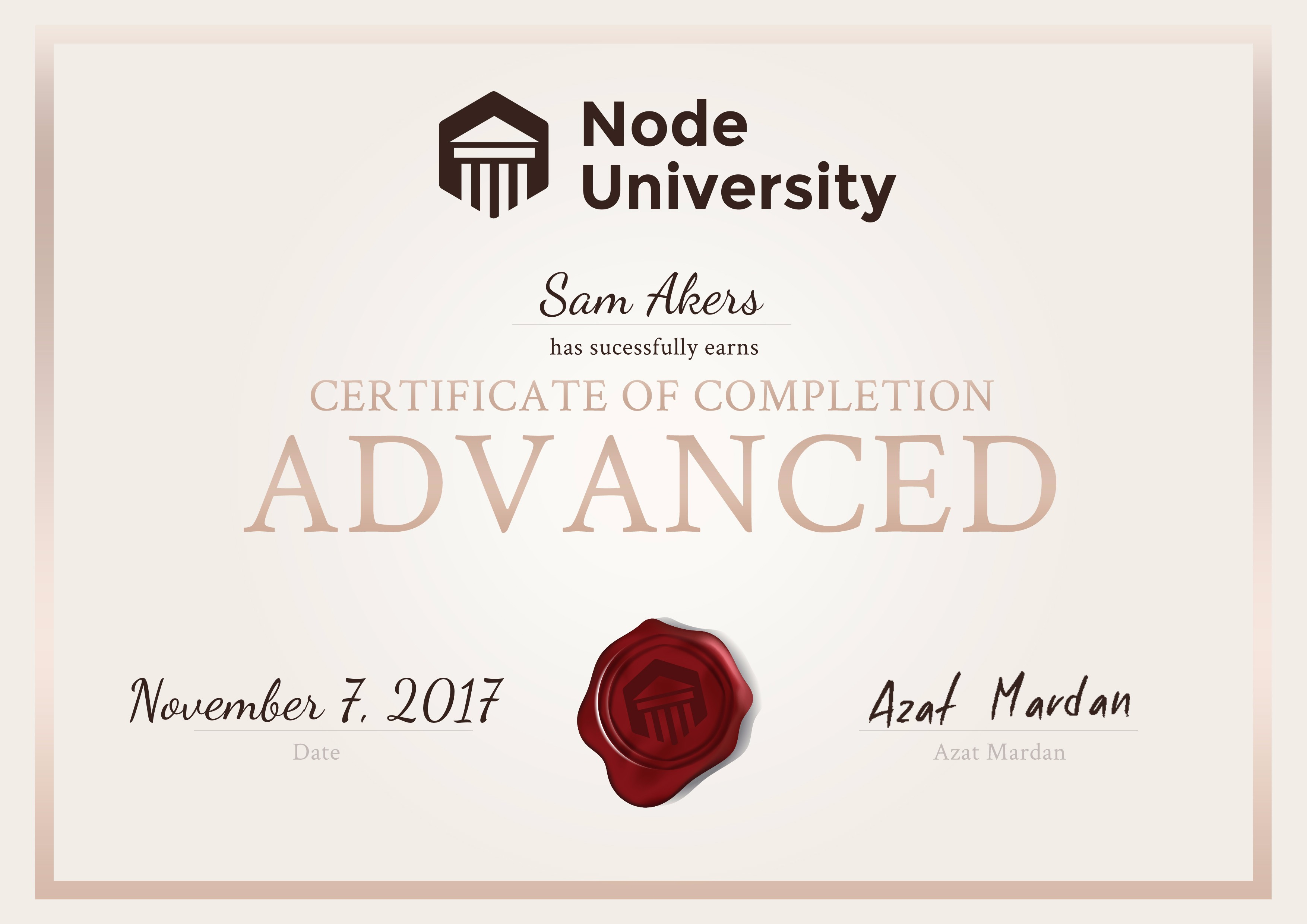 Membership For The Best Nodejs Content Node University Courses On