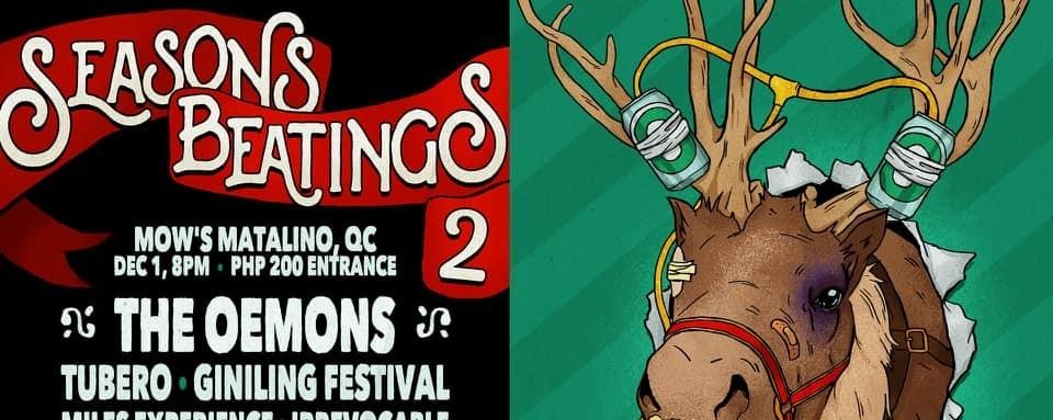 The Oemons: Seasons Beatings 2!