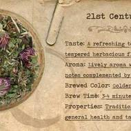 21st Century Tea from Mountain Rose Herbs