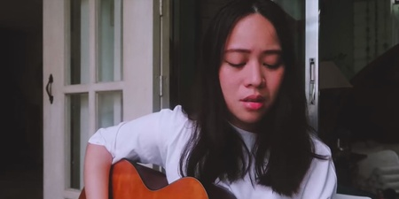 Reese Lansangan goes K-Pop with acoustic cover of Red Velvet's 'Bad Boy' – watch